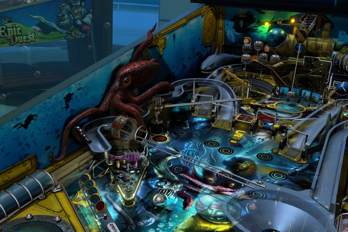 Pinball FX2 VR | Review 62