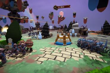 Skyworld: Kingdom Brawl Pulled From Oculus Store By Developer 70