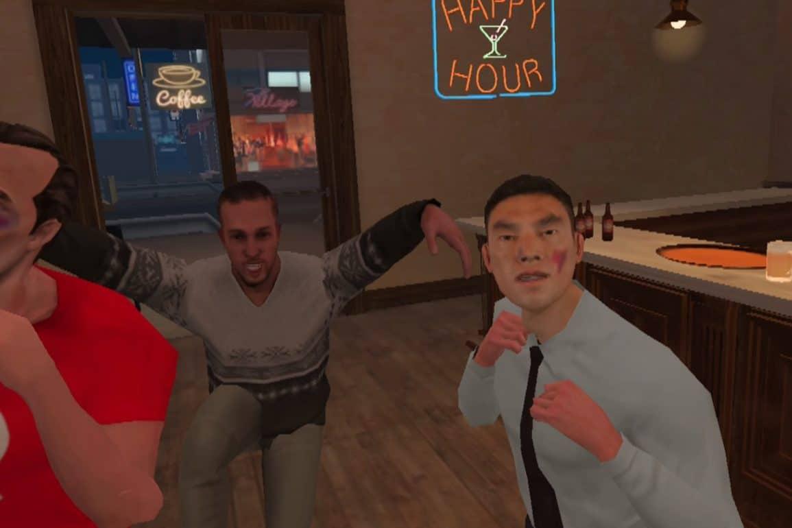 Drunkn Bar Fight | Review 64