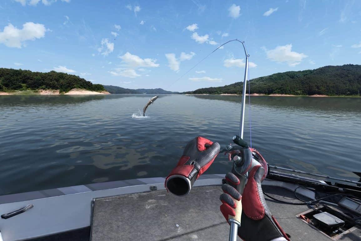 Real VR Fishing 'Saltwater' Update Details 56