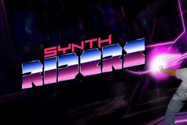 Synth Riders Coming To Quest! 80