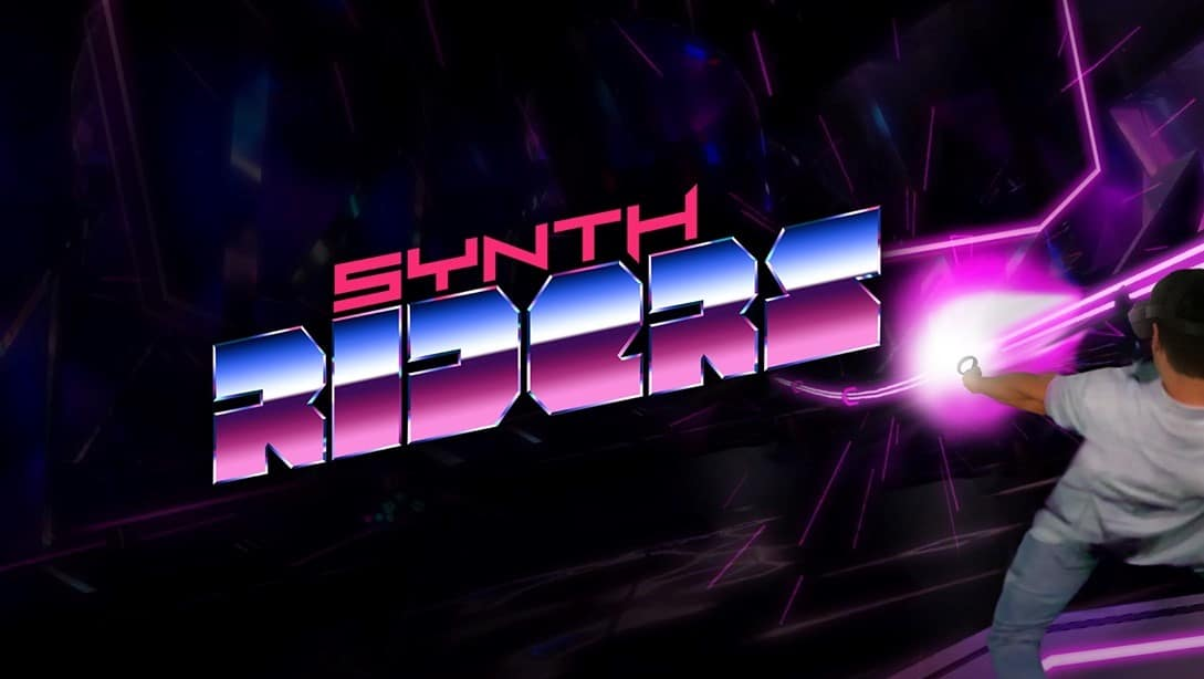 Synth Riders Coming To Quest! 64
