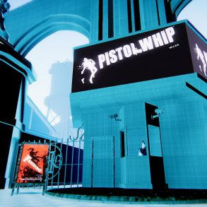 """Pistol Whip Update! New """"Full Throttle"""" Track, Modifiers, and Options! 66"""