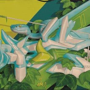 Kingspray Graffiti | Review 64