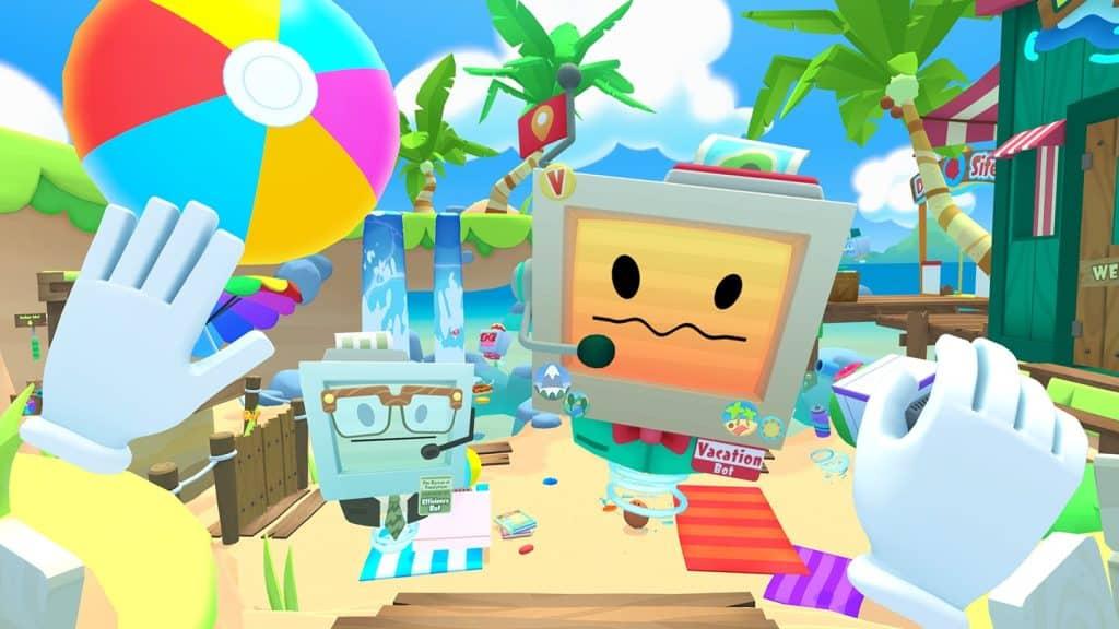 Vacation Simulator | Review | 6DOF Reviews