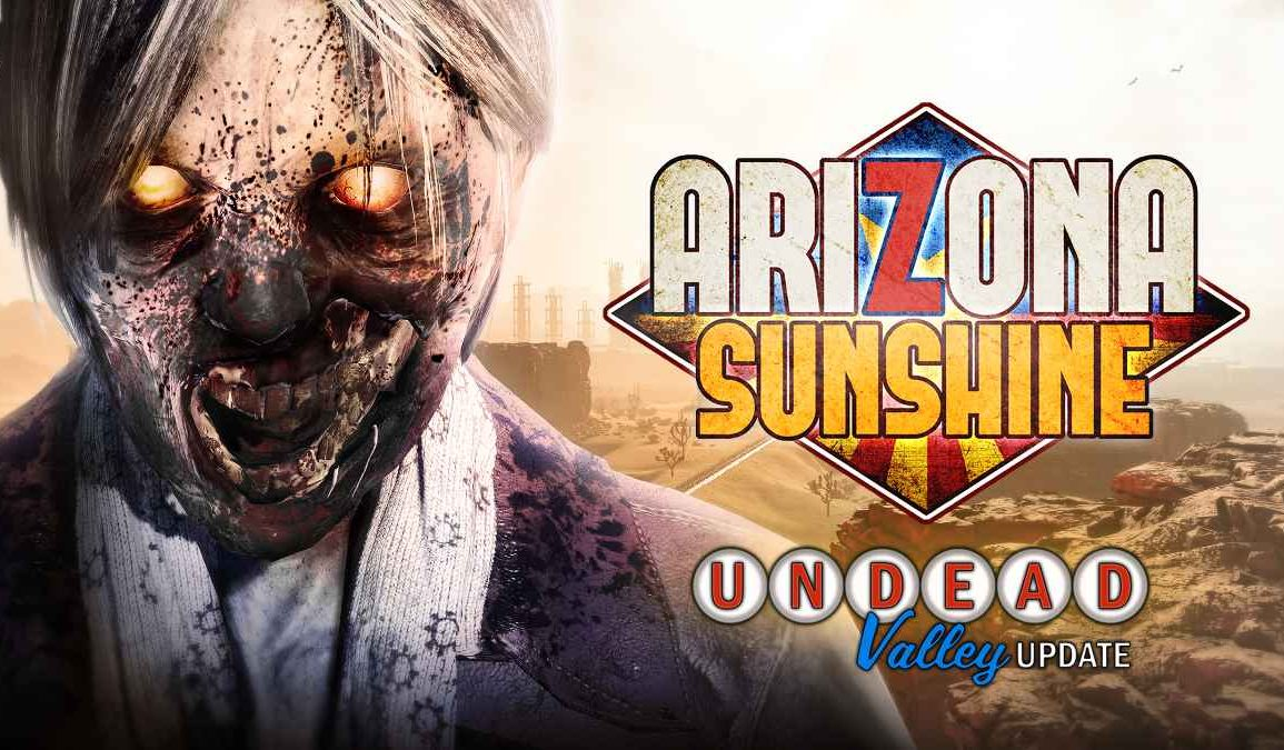 Free 'Undead Valley' DLC Added to Arizona Sunshine! 62