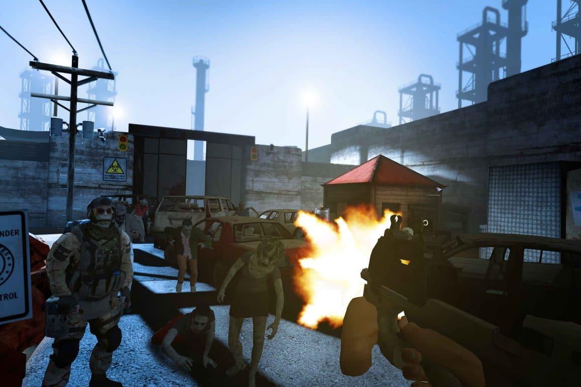 Arizona Sunshine Dead Man DLC Released 56
