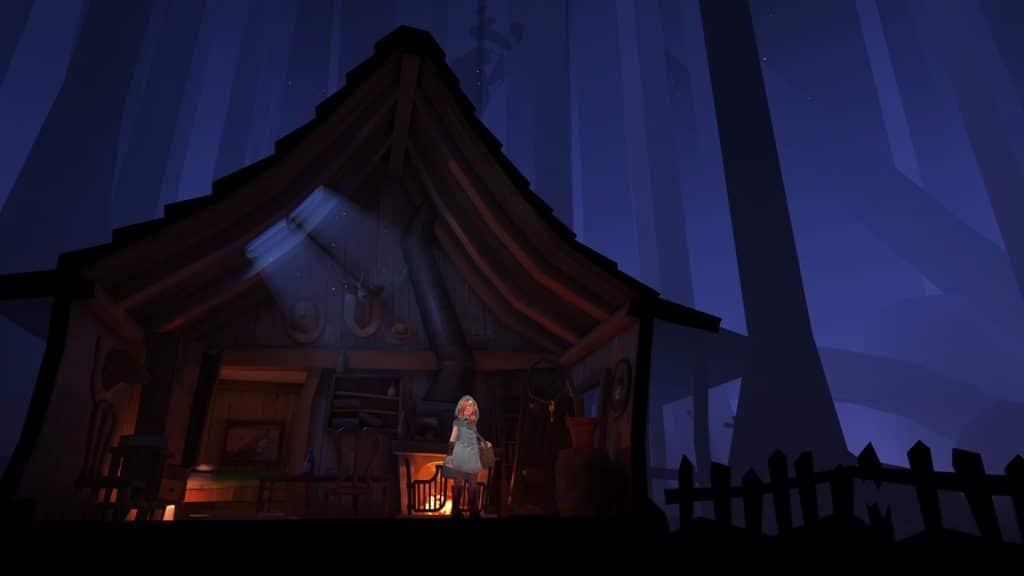 down the rabbit hole oculus quest review