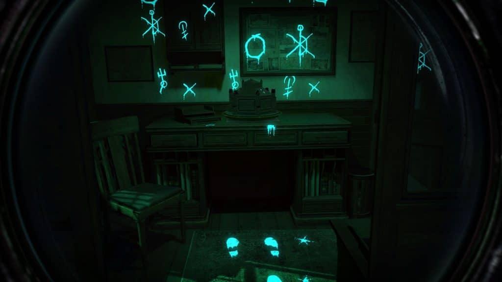 the room vr a dark matter oculus quest review