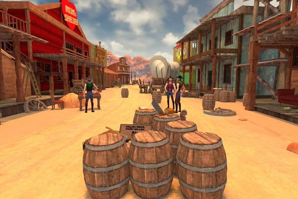 Guns'n'Stories: Bulletproof VR | Review 64
