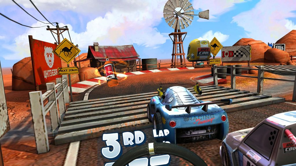 mini motor racing x oculus quest review