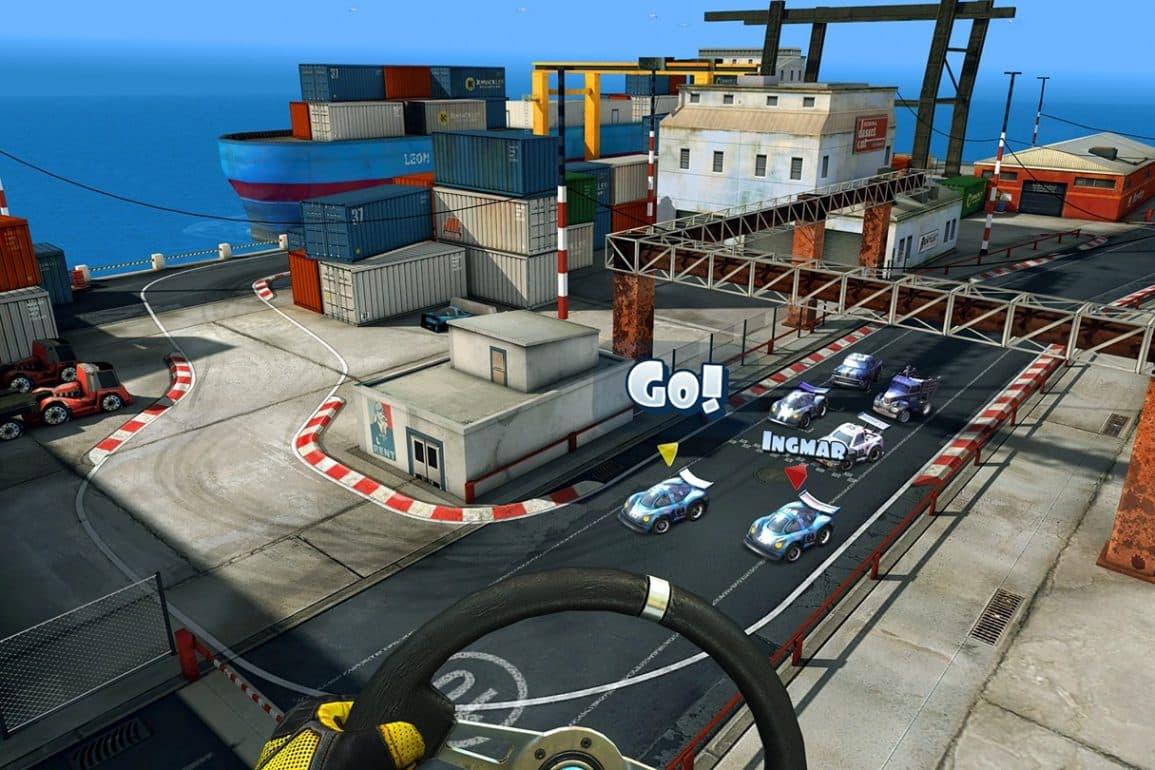 Mini Motor Racing X | Review 62