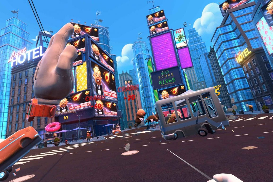 Vertigo's Traffic Jams Coming to Quest in September (With Couch Party Mode!) 56