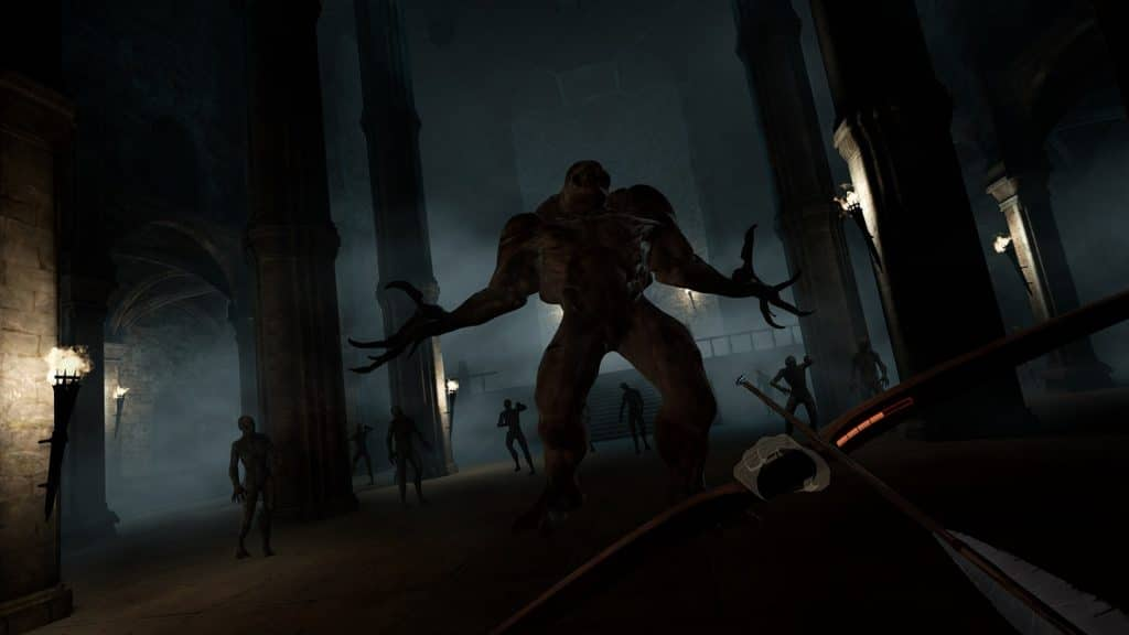 in death unchained oculus quest game review
