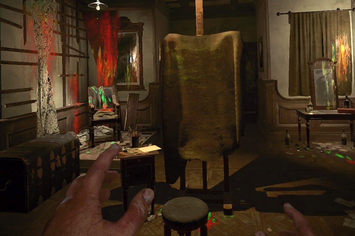 Layers of Fear VR   Review 58