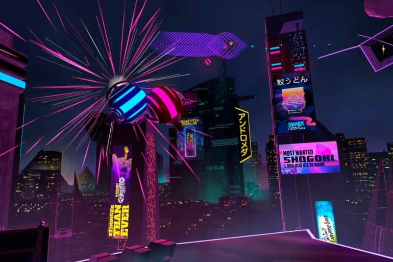 Synth Riders Cyberpunk Essentials DLC 66