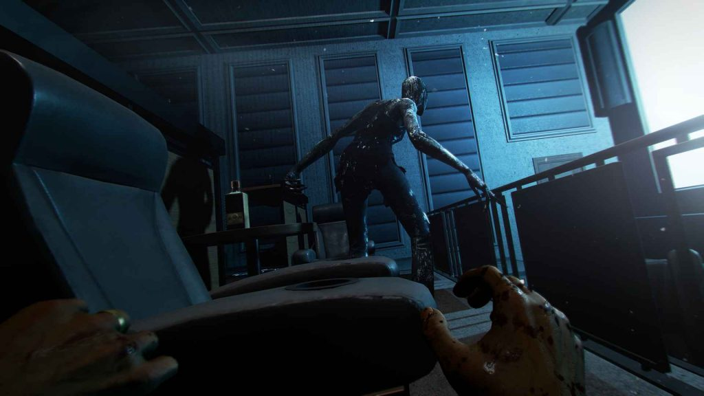 new horror title for quest