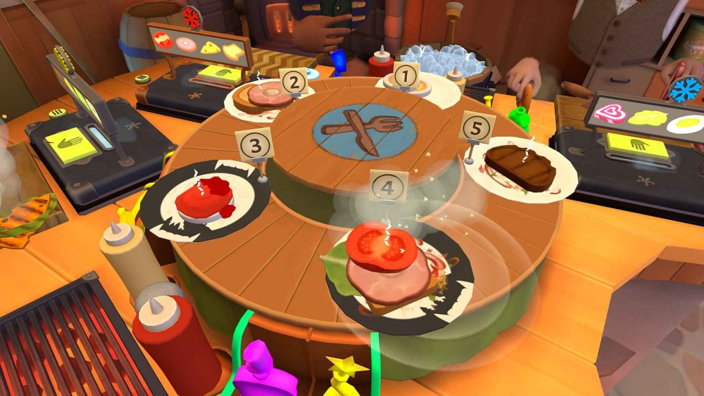 Cook-Out Oculus Quest Game Review