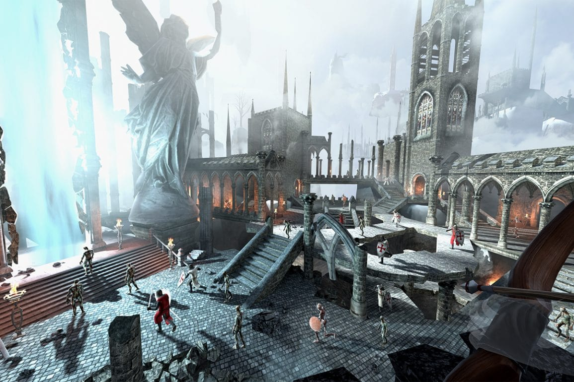 Siege of Heaven DLC Coming To In Death: Unchained 58