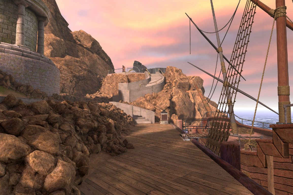 Quest Release Dates Announced for Pistol Whip 2089, Warhammer 40,000: Battle Sister, and Myst! 58