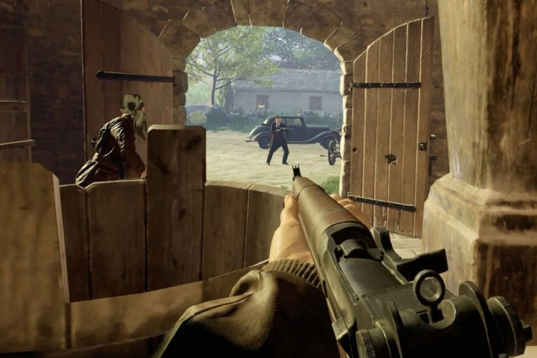 Medal of Honor: Above and Beyond | Oculus Link Preview 58