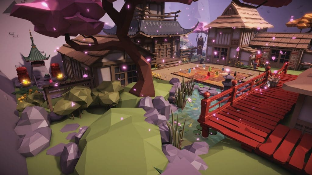 tsuro the game of the path oculus quest review