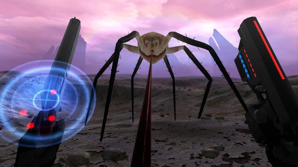 crashland oculus quest game review