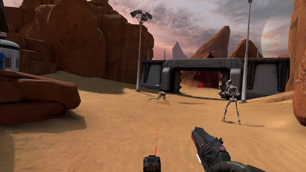 guardians vr oculus quest game review