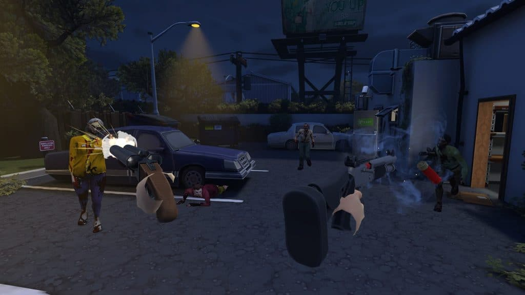 zombieland headshot fever quest review