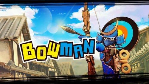 Bow Man | Retro Review 59