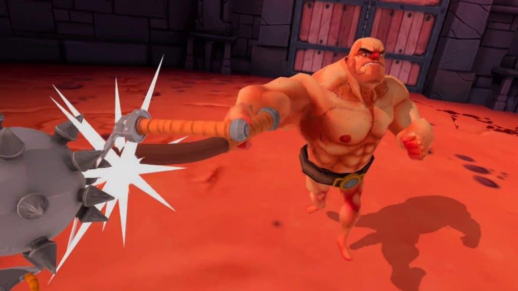 gorn oculus quest review