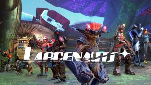 Larcenauts   Review 57