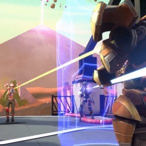 Larcenauts Immersion Overlord New Update
