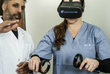 PrecisionOS & Virtual Reality Training of Orthopaedic Surgeons in Low-Resource Countries. 46